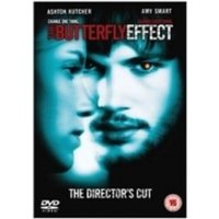 The Butterfly Effect Director's Cut DVD