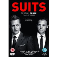 Suits - Season 3 DVD