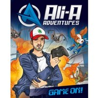 Ali-A Adventures : Game On!