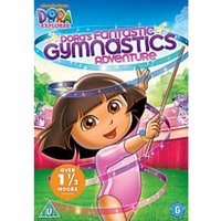Dora The Explorer - Dora's Fantastic Gymnastic Adventure DVD