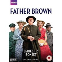 Father Brown Series 1- 6 DVD