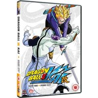 Dragon Ball Z Kai: Season 3 DVD