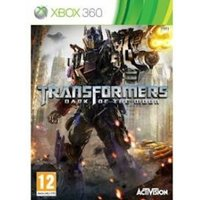 Transformers 3 III Dark of the Moon Game