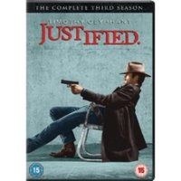 Justified Season 3 DVD