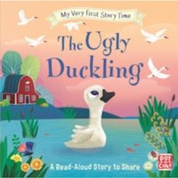My Very First Story Time: The Ugly Duckling : Fairy Tale with picture glossary and an activity