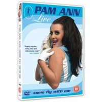 Pam Ann Come Fly With Me DVD
