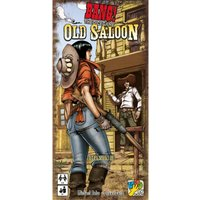 BANG! The Dice Game Old Saloon Expansion Board Game