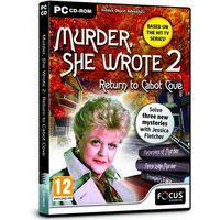 Murder She Wrote 2 Return to Cabot Cove Game