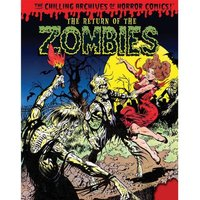 The Return Of The Zombies Hardcover