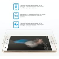 YouSave Accessories Huawei P8 Lite Glass Screen Protector - Clear