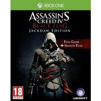 Assassin's Creed IV Black Flag Jackdaw Edition Xbox One Game
