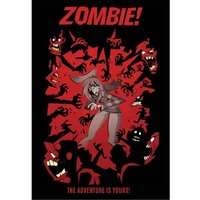 Zombie! The Adventure Is Yours! (Hardcover)