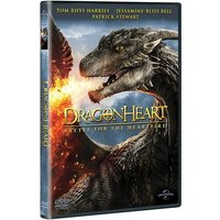 Dragonheart 4 - Battle For the Heartfire DVD