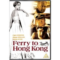 Ferry To Hong Kong DVD