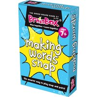 Making Words Snap Card Game