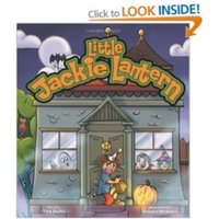 LITTLE JACKIE LANTERN HC BOARD BOOK