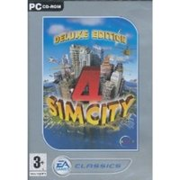 Sim City 4 Deluxe Edition Game (Classics)