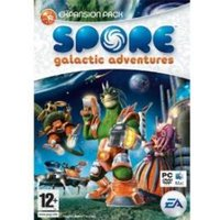 Spore Galactic Adventures Expansion Pack Game