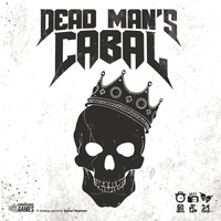 Dead Man's Cabal Board Game