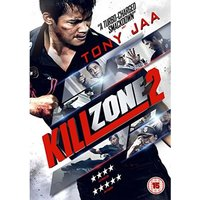 Kill Zone 2 DVD