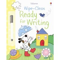 Wipe-Clean Ready for Writing by Felicity Brooks (Hardback, 2011)