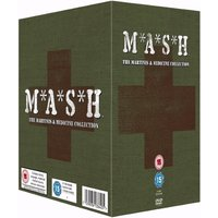 M*a*s*h The Martinis & Medicine Collection DVD