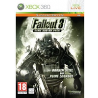 Fallout 3 Add-On Pack Broken Steel and Point Lookout Game