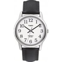 Timex T20501 Mens Easy Reader Watch Silver