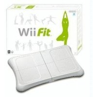 Wii Fit Game & Balance Board