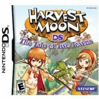 Harvest Moon Tale Of Two Towns Game