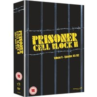 Prisoner Cell Block H - Volume 6 DVD