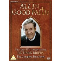 All in Good Faith The Complete Series 1 DVD