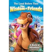 The Land Before Time 13: Wisdom Of Friends DVD