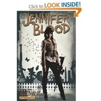 Jennifer Blood Volume 4: The Trial of Jennifer Blood TP