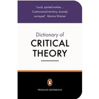 The Penguin Dictionary of Critical Theory by David Macey (Paperback, 2001)