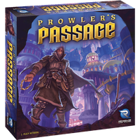 Prowler's Passage Board Game