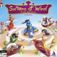 Sultans of Wind Board Game