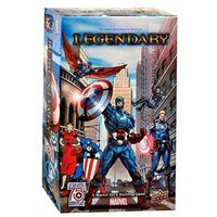 Ex-Display Marvel Captain America 75th Legendary Small Box Expansion