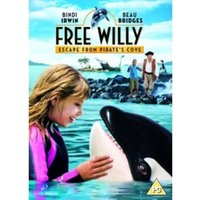 Image of Free Willy Escape From Pirates Cove DVD