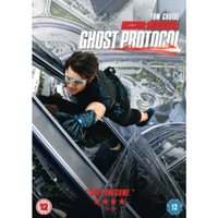 Mission Impossible: Ghost Protocol DVD