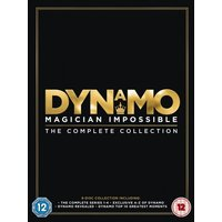 Dynamo - Magician Impossible: Series 1-4 DVD