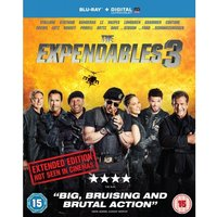 The Expendables 3 Extended Edition Blu-ray