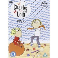 Charlie and Lola Volume 5 DVD