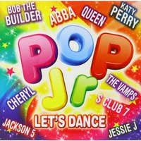 Various Artists - Pop Jr: Let's Dance CD