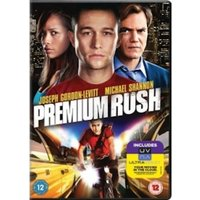 Premium Rush DVD + UV Copy