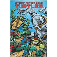 Teenage Mutant Ninja Turtles Classics Volume 9 Paperback