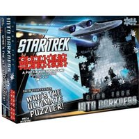 Star Trek Into Darkness Connect with Pieces Building Puzzle Game