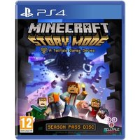 (Pre-Owned) Minecraft Story Mode A Telltale Games Series PS4 Game