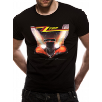 Zz Top - Eliminator Men's XX-Large T-Shirt - Black