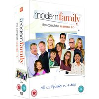 Modern Family Season 1-5 DVD